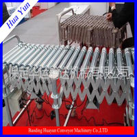 roller conveyor for refrigerator,fridge conveyor system,gravity powered conveyor