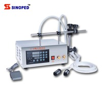 Double Head Magnetic Pump Liquid Filling