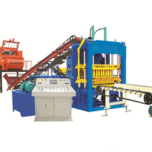 QT4-15 split face vibrated concrete clc block making machine in tanzania