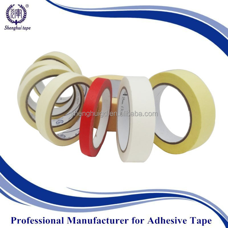 Hot sale heat resistant automotive masking tape manufacturers lovely pictures