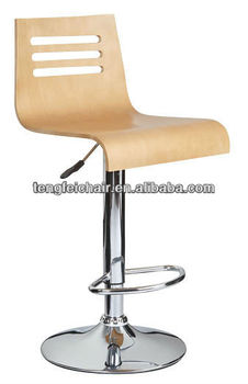 wooden chair with back TF- 731