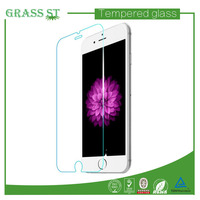 Tempered glass Screen Protector Cover Guard Shield for iphone 6 cell phone