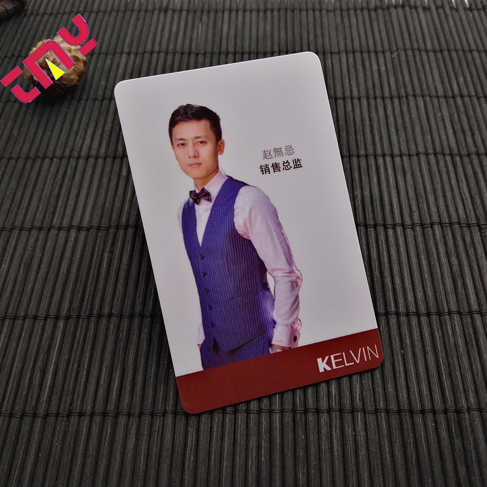 High Quality Employee Plastic ID Photo Cards,Student ID Card,Staff ID Card.