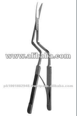 High Quality Yasargill Surgical Eye Instrument Micro Scissors