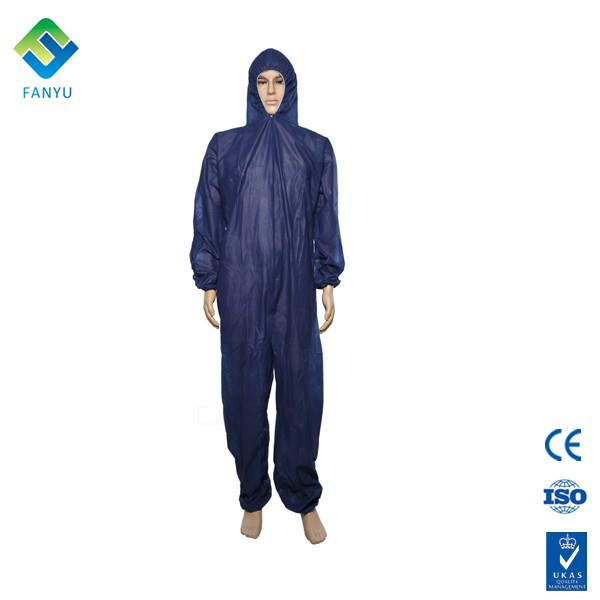 cheap microporous disposable oil and gas coverall