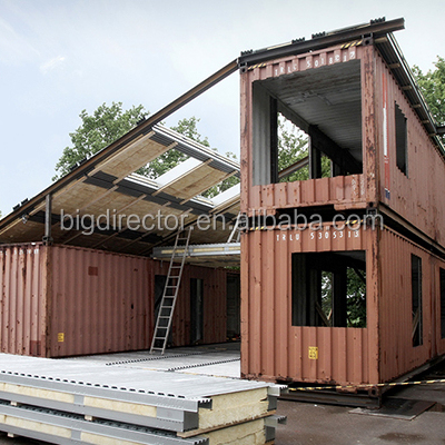 flat pack container domitory house plans