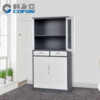 Original Design Fashion New Style Furniture 4 Drawer Steel Filing Cabinet
