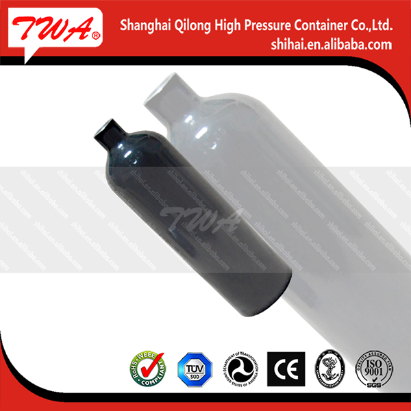 DOT, ISO, GB, EN approval pressure best price co2 cartridge with low price
