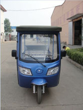 Chinese passenger 3 wheel gas tuk tuk for sale