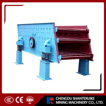 Slate widely used vibrating screen for screening plant for sale