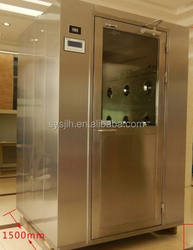 Goods Air Shower stainless steel good shower for Cleanroom