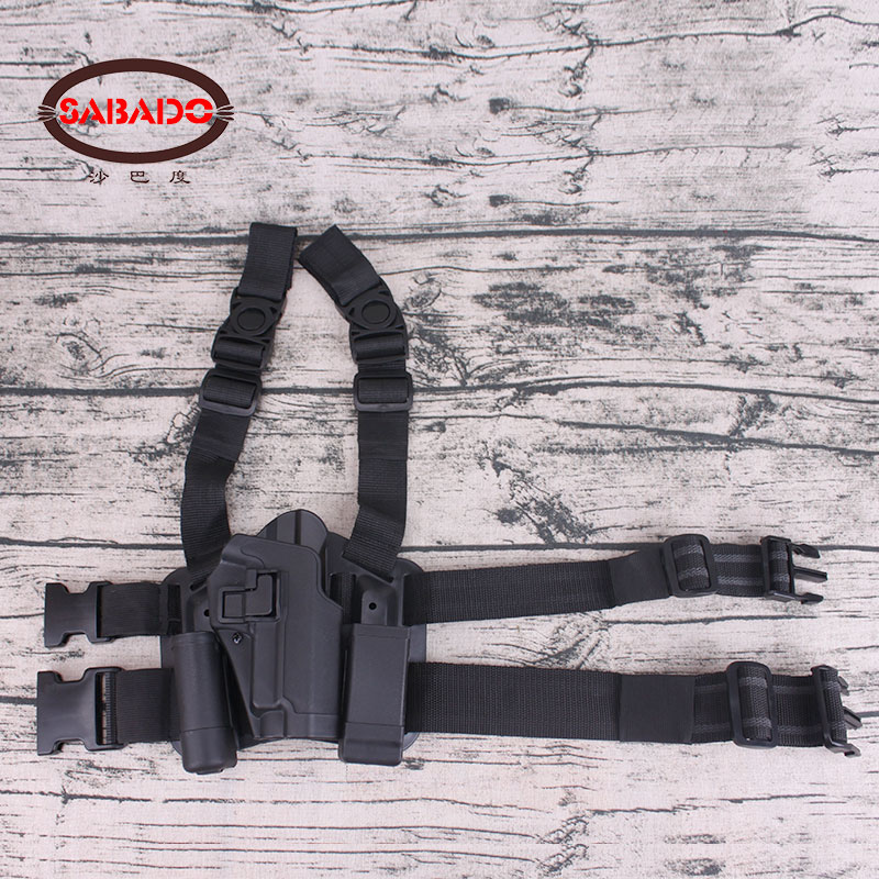 New Sig-Sauer P226 outdoor hunting Easy disassembly tactical Thigh gun Holster