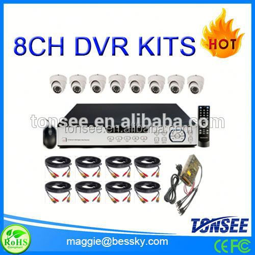 made in china 8 channel cctv dvr kits,firefighter bag, Wifi Family Robot Camera,new products