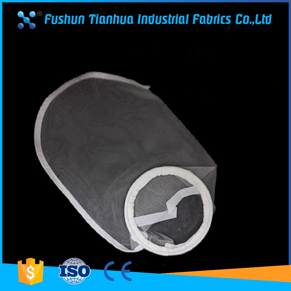 High quality liquid filtration 10 / 40 micron nylon mesh filter bag
