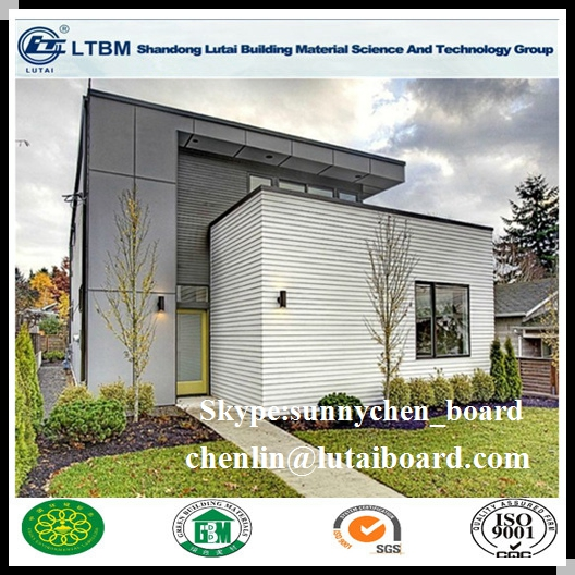 11mm Exterior wood siding panel by calcium silicate