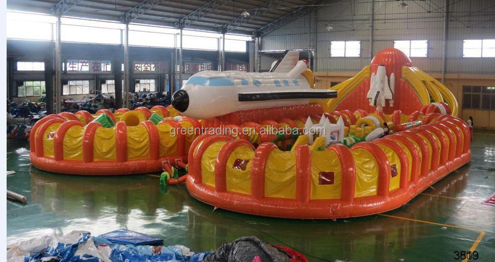 High quality commercial inflatable beaver good quality