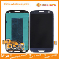 lcd for samsung galaxy s3 i9300 i747 R530 lcd screen digitizer assembly