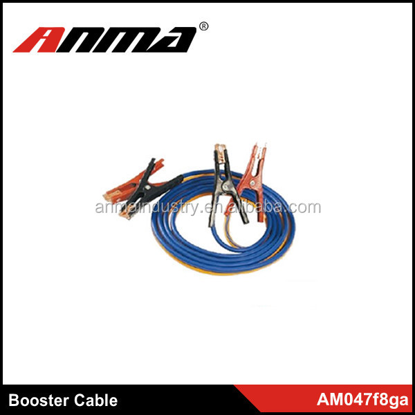 New auto booster cable / car battery, jump leads/ jump cables