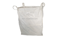 big jumbo bag with liner bag/1 ton Building bag with open top and closed bottom