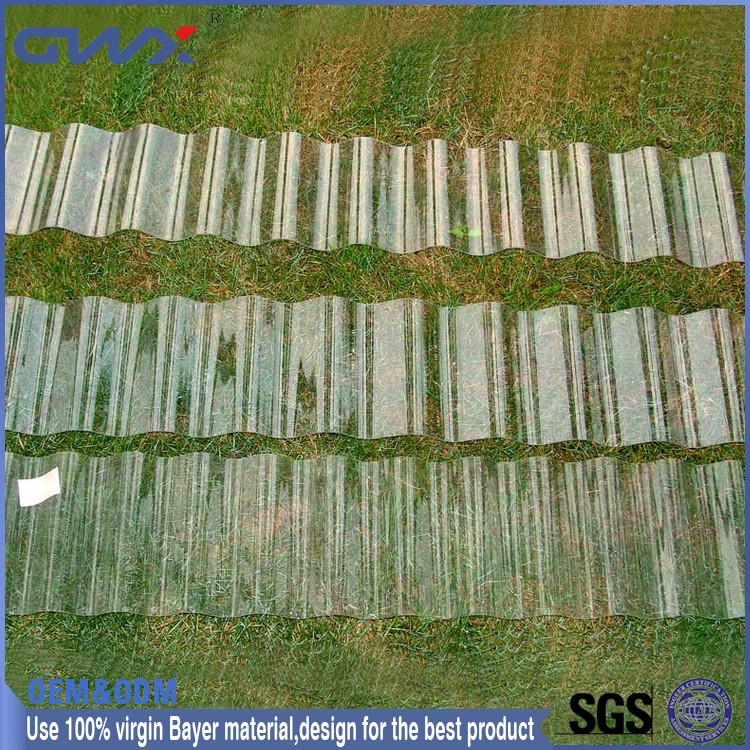 Excellent Weather Ability Clear Plastic Roof Tiles Suppliers
