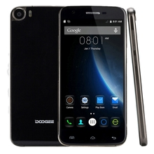 Best quality DOOGEE F3, 2GB+16GBSmart Gestures, 5.0 inch Android 5.1 MT6753 Octa Core 1.3GHz, OTG, OTA, Network: 4G(Black)