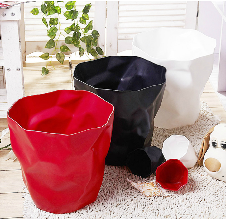 Hot selling plastic waste basket