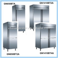 with CE,TUV,GS,ETL certificate Gastronorm cabinet/ kitchen refrigerator/reach-in stainless steel restaurant freezer