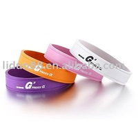 Hot Silicone Ion Wristband For Timepieces