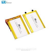 603450 1000mAh 3.7V Lipo battery for gps tracker,High energy densitypolymer lithium battery