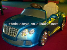 Licensed Ride on power wheel Bentley with remote control