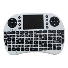 2015 Top selling Arabic character 2.4G Wireless Receiver, Plug-and-Play keyboards