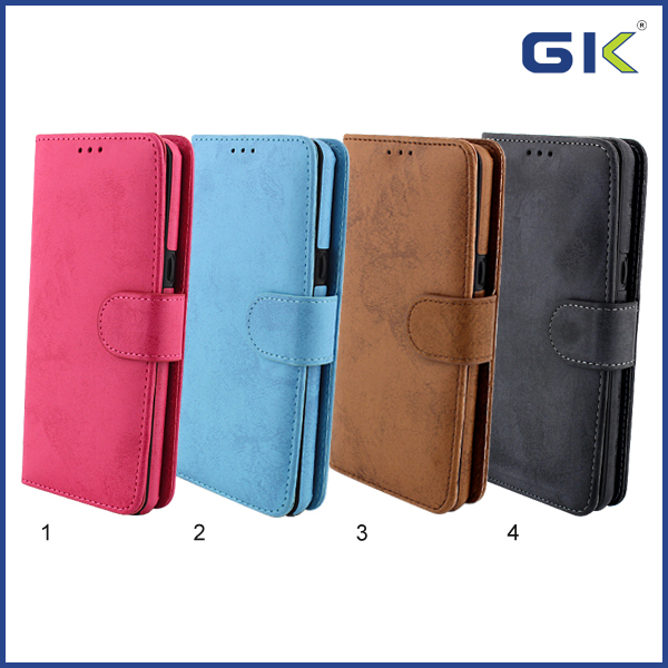 [GGIT] New Style Separable TPU PU Flip Cover For Samsung Galaxy S7 Edge Leather Case