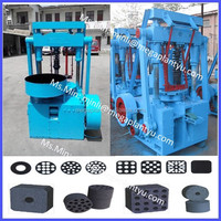Specialize multipurpose coal/charcoal briquette machine