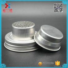 Wholesale new design metal cocktail shaker cap