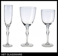 550ml clear wine glass, exquisite hotel glassware,kinds of glassware
