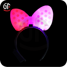 Party Products 2015 Fashion Color Led Flashing Headband