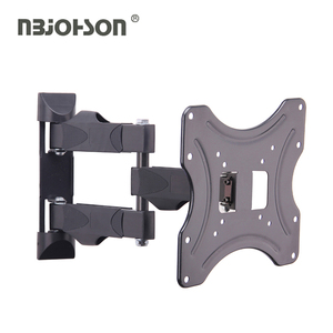 17-37 Inch Full Motion Flexible TV Wall Mount Bracket (LEDM200ECM)
