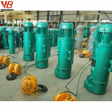 electric wire rope hoist price