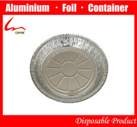 Hot sale low price takeaway round aluminum foil container