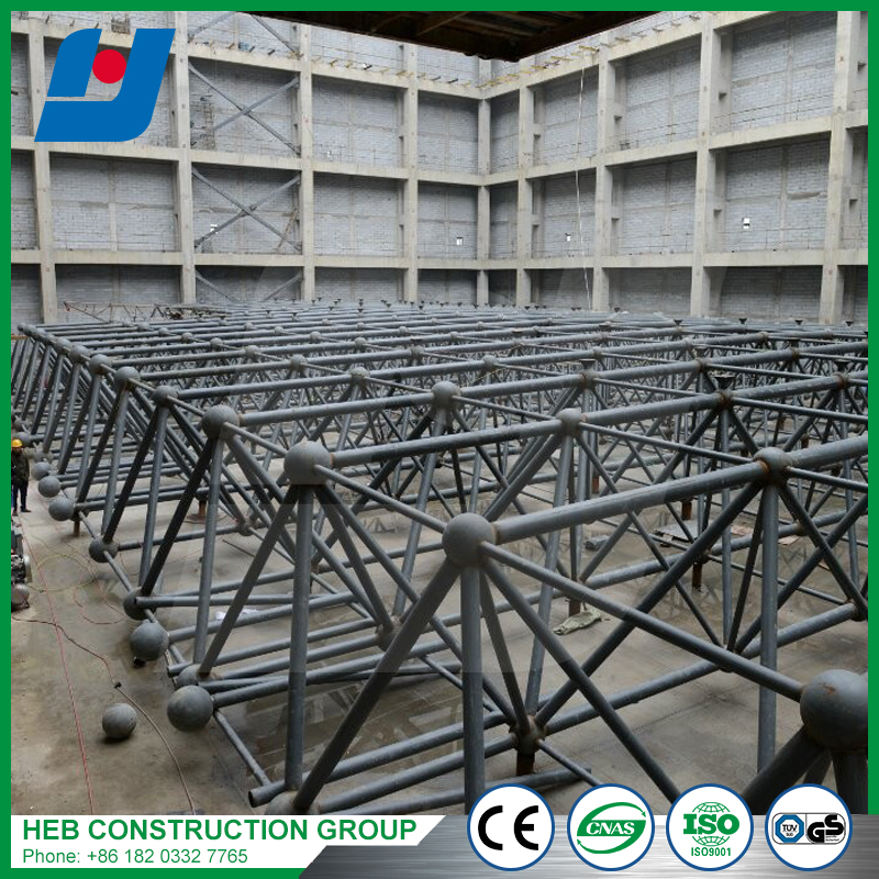 Prefabrication Steel Roof Trusses Prices For Sale