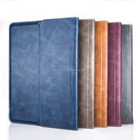 wallet style PU leather case for ipad pro 9.7, stand flip case for ipad, ultra slim case cover for ipad