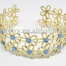 mini floral bangle cuff/fashion accessories