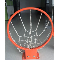 Professional steel elastic basketball hoops basketball rim