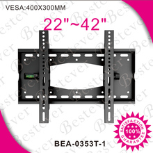 High quantity black or silver color 32 lcd tv wall mount for wholesales