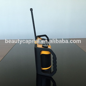 Jobsite Radio with ShockMount Technology (Bare Tool)