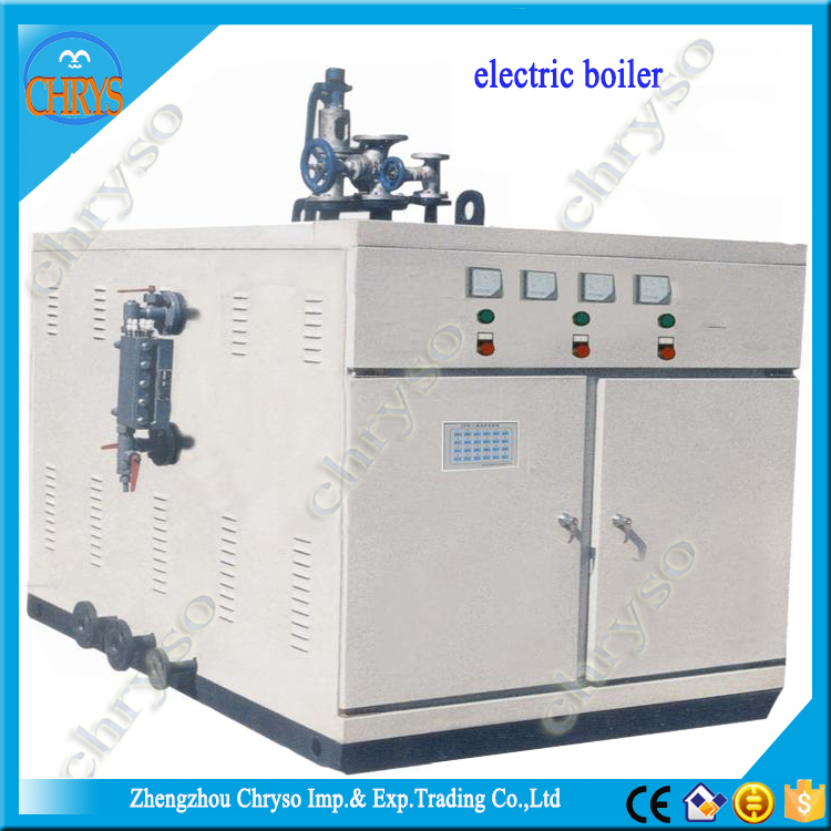 automatic small electric steam boiler