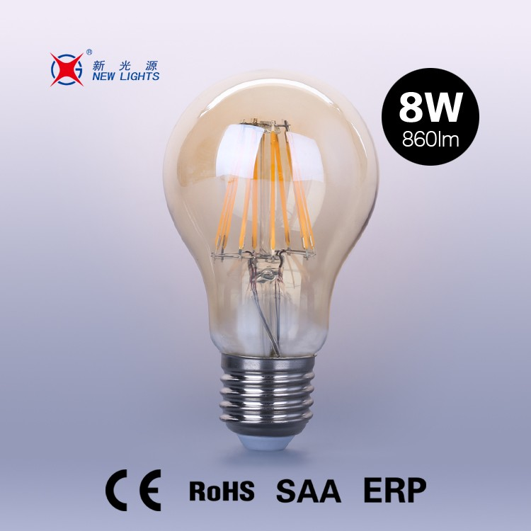 Vintage A60 A19 C35 G45 Led Filament Bulbs E14 E27 B22