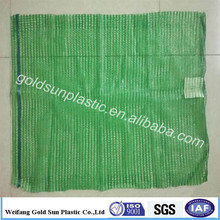 New products 2016 vegetable mesh pp mesh bags for firewood