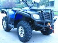 HISUN 700cc 4X4 FARM QUAD / ATV