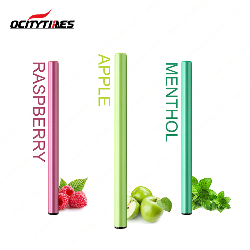 Direct factory wholesale 800puffs disposable vaporizer pen best e cigarette from Ocitytimes